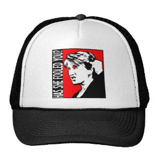Demon Sheep Cap Trucker Hat