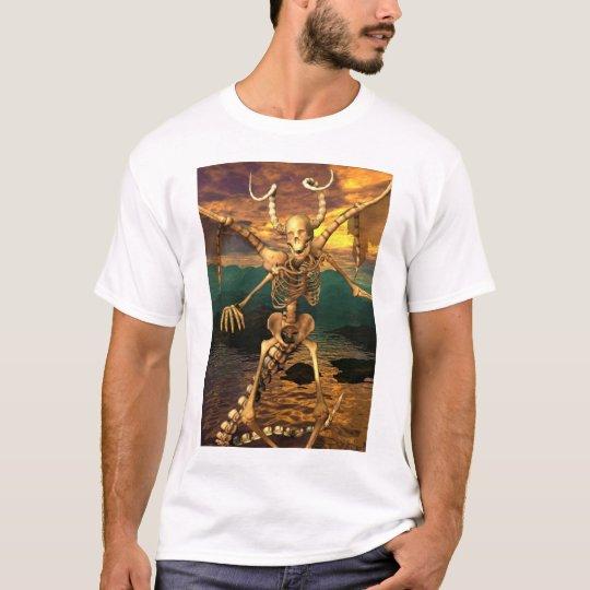 Demon Skeleton T-Shirt