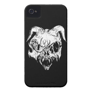 Demon Skull for iphone iPhone 4 Cases