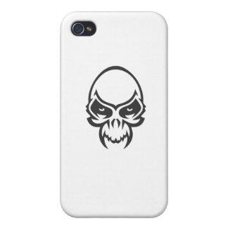 Demon Skull iPhone 4/4S Cover