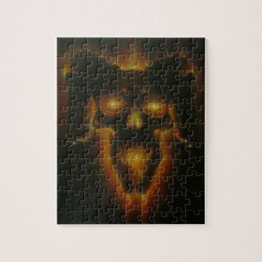 Demon Skull Puzzle