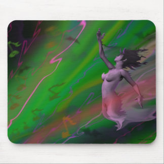 demon song mouse pad