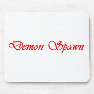 DEMON SPAWN MOUSE PAD