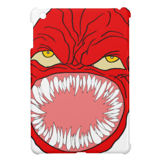Demon Tooth Face Art Case For The iPad Mini