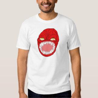 Demon Tooth Face Evil Headz Shirt