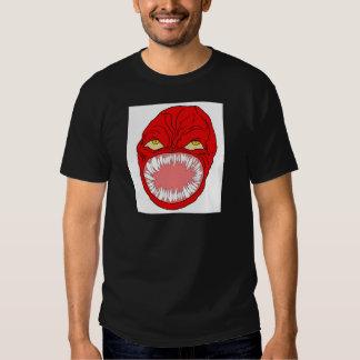 Demon Tooth Face Evil Headz T-shirt