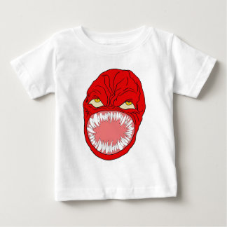 Demon Tooth Face Evil Headz Tee Shirt
