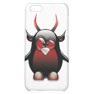Demon Tux (Linux Tux) Cover For iPhone 5C