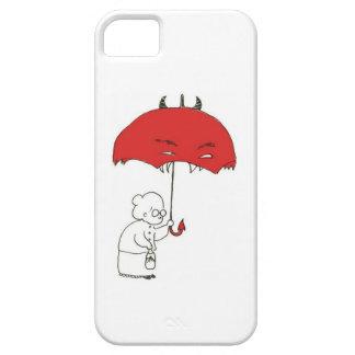 Demon Umbrella iPhone SE/5/5s Case
