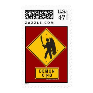 Demon XING Postage