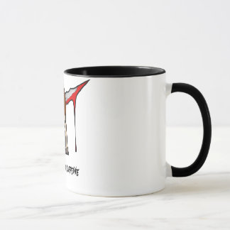 Demona Mug Mean Black