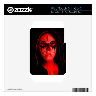 Demoness Skins For iPod Touch 4G