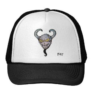 demonhead, F47 trucker hat