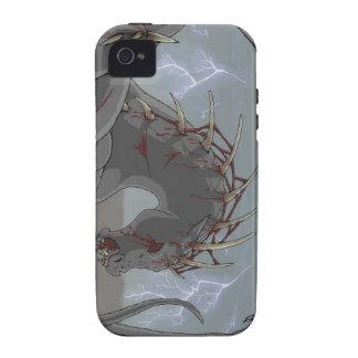 Demonic Horse iPhone 4/4S Case