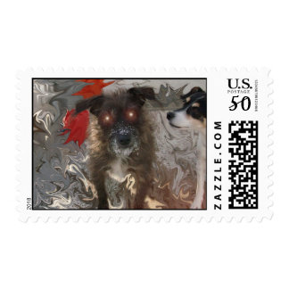 Demonic Jack postage stamp!