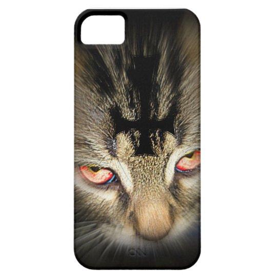 demonic kitty iPhone SE/5/5s case