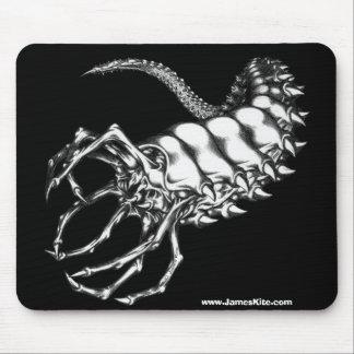 Demonic Parasite Mouse Pad