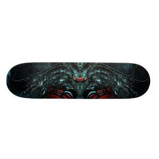 Demonic Skull Skateboard