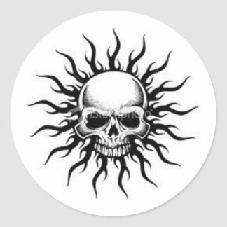 Demonic Stickers