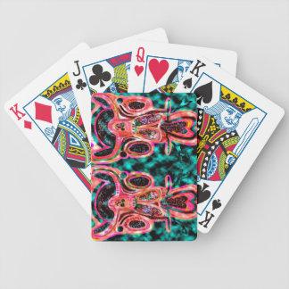 Demonio Bull doble - colección ART101 Barajas De Cartas