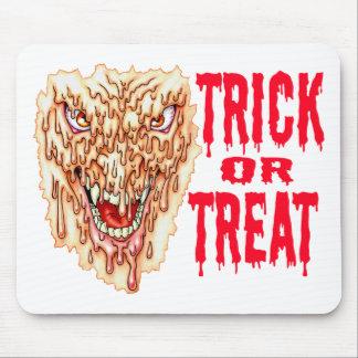 Demonio de fusión Halloween Tapetes De Ratón