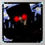 Demonio de Halloween Poster