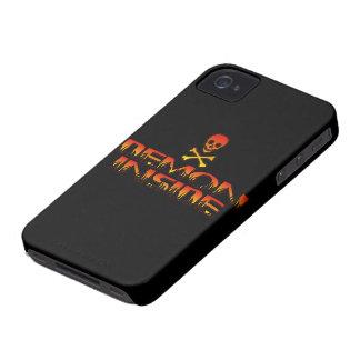 Demonio de HotterThanHell dentro de la caja de la  iPhone 4 Coberturas