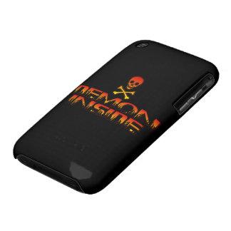 Demonio de HotterThanHell dentro de la caja de la  iPhone 3 Cobertura