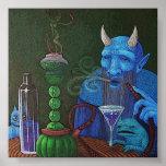 Demonio de la cachimba poster