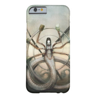 Demonio de siete pecados mortales - cubierta del funda de iPhone 6 barely there