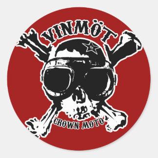 Demonio de velocidad de VINMOT (quebradizo) Etiquetas