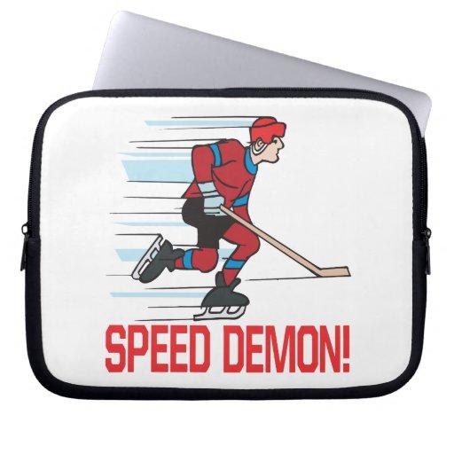 Demonio de velocidad manga portátil
