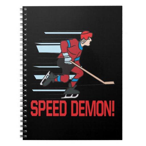 Demonio de velocidad note book