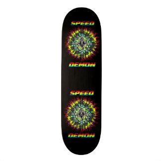 demonio de velocidad tablas de skate