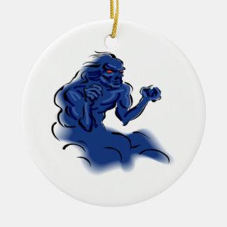 Demonio Ornamento Para Arbol De Navidad