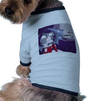 Demonio del palo camiseta de mascota