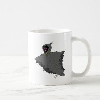 Demonio del vuelo taza