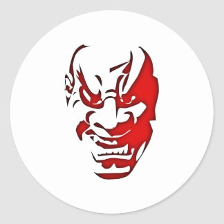 Demonio diablo cabeza cara demon devil head face