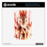 Demonio eterno iPod touch 4G skin