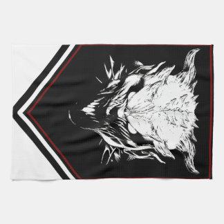 Demonio interno toallas