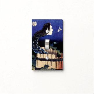 Demonio japonés fantasmal - cambie la placa cubiertas para interruptor