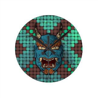 Demonio japonés reloj