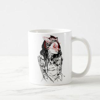 DEMONIO TAZA DE CAFÉ