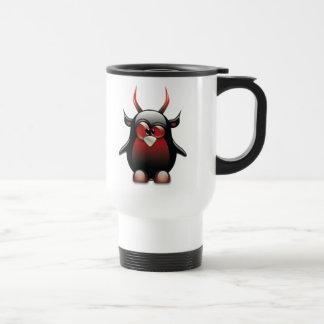 Demonio Tux (Linux Tux) Taza De Café