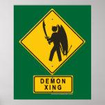 Demonio XING Poster