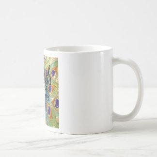 Demonios: Flores que nunca se descoloran Taza De Café