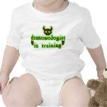 Demonologist en enredadera del entrenamiento trajes de bebé