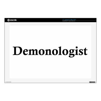 """Demonologist Skin For 17"""" Laptop"""