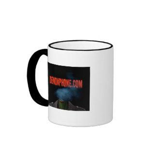 Demonphone left handed mug