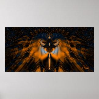 Demons Dagger Poster